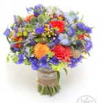 blue-orange-wildflowers-bridal-bouquet-dreamflowerscom2-alameda-florist2