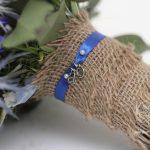 blue-orange-wildflowers-bridesmaids-bouquet-dreamflowerscom-alameda-florist