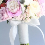 dreamflowerscom-lavender-roses-pink-orchids-ivory-roses-was-dusty-miller-bridesmaids-bouquet (6)