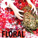 The Cover of International Floral Art 2012-13