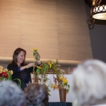 Floral Demonstration at Orinda Garden Club