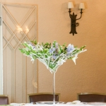 modern-centerpiece-martini-vase-white-blue-flowers-lilies-roses-by_dream-flowers_dot_com-4