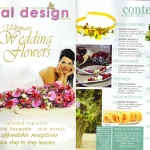 A cover of Floral Design