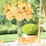 White-blush-yellow-tall-centerpiece