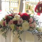 White-Cream-Apple-Red-Blush-Wedding-flowers-Sequoyah-Country-Club-wwwdreamflowerscom (43)