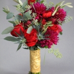 bridesmaids-bouquets-featuring-dahlias-garden-roses-ranunculus-and-thistle_29142252795_o