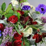 red-roses-blue-amenones-white-roses-lilac-centerpiece-flower-lookbook-purple-red-5_25098546782_o