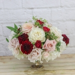 peach-burgundy-blush-colors-wedding-ruby-hill-pleasanton-dreamflowerscom (1 of 25)