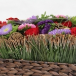 Weekly corporate flowers