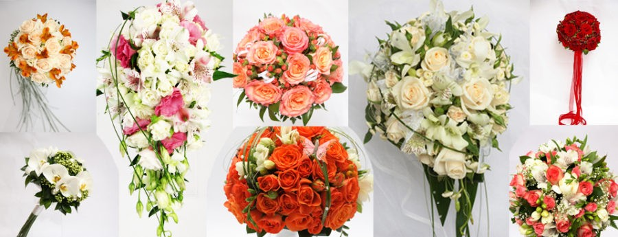 How to chose a wedding bouquet?