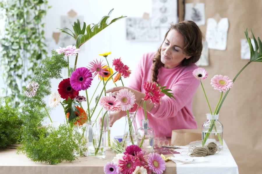 Floral Workshops, floral classes or DIY