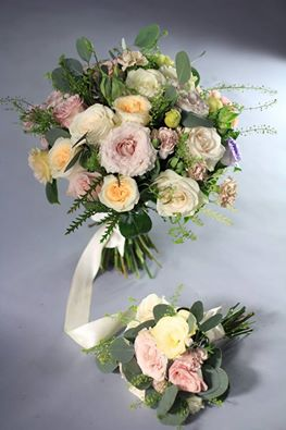 New baby! Duets of bouquets