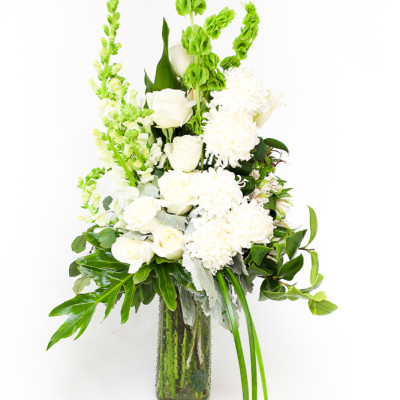vase arrangement www.dream-flowers.com