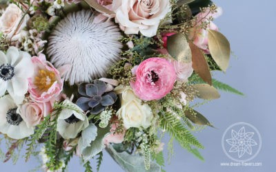 Geometric Wedding with Whimsical touch Omni San Francisco