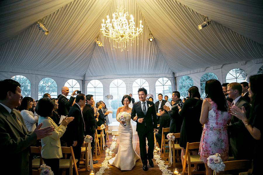 Ceremony decor