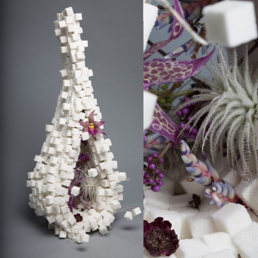 international designer 2016 Fusion Flowers