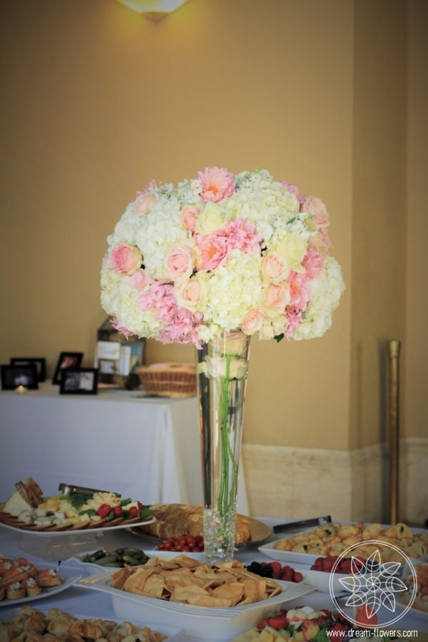 white-pink-flowers-tall-wedding-centerpiece-white-pink-roses-white-hydrangea-pink-dahlia-amarillis-dreamflowerscom-recepition-centerpiece-9